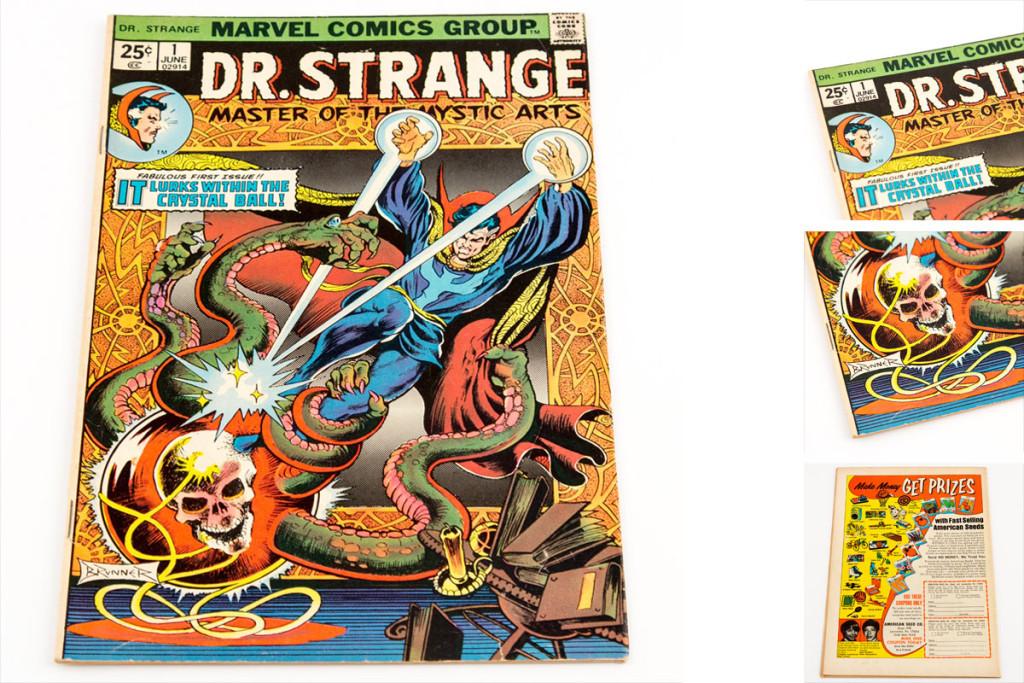 First Doctor Strange