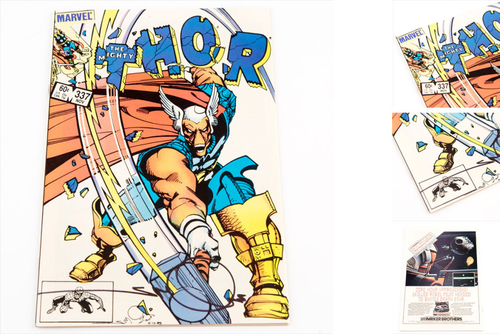 Thor 327 - First Appearance of Beta Ray Bill