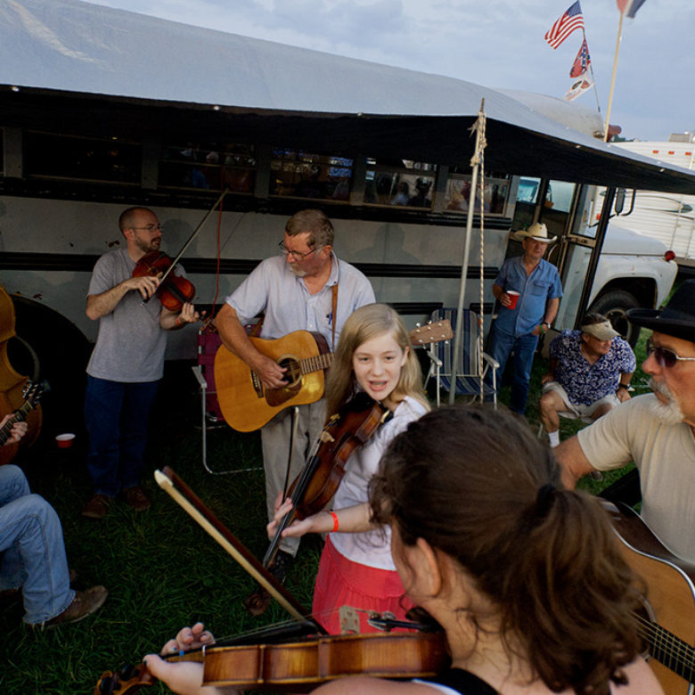 Modern Old-Time Fiddling (Documentary Video)