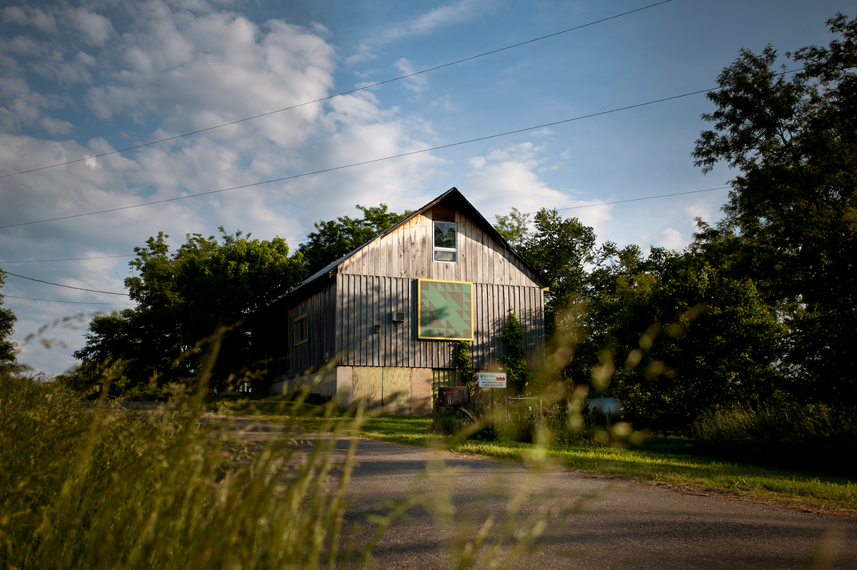 Quilt Barns (Documentary Photography)