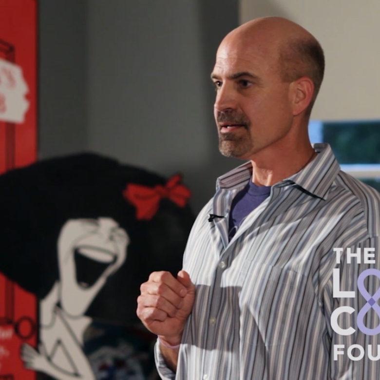 Scott's Love Cancer Gilda's Club Speech (Documentary Video)